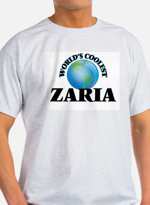 World's Coolest Zaria T-Shirt