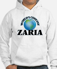 World's Coolest Zaria Hoodie Sweatshirt