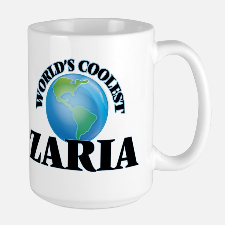 World's Coolest Zaria Mugs