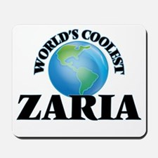World's Coolest Zaria Mousepad