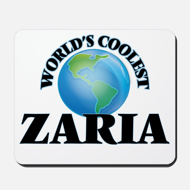 World's Coolest Zaria Mousepad