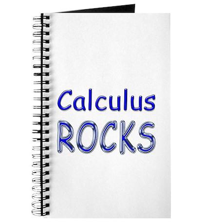 Calculus Rocks Journal