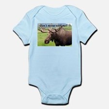 Don't moose with me! Body Suit