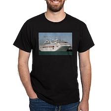 Bon Voyage: cruise ship T-Shirt