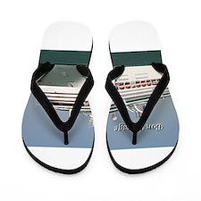 Bon Voyage: cruise ship Flip Flops