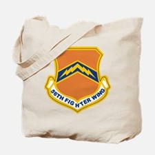 56th Fighter Wing.png Tote Bag