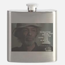 Gil Scott-Heron Flask