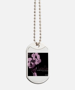 Billie Holiday Lady Day Dog Tags