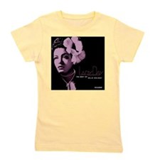 Billie Holiday Lady Day Girl's Tee