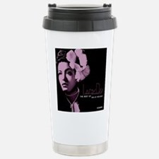 Billie Holiday Lady Day Travel Mug