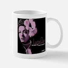 Billie Holiday Lady Day Mugs