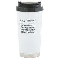 Unique Noun Travel Mug