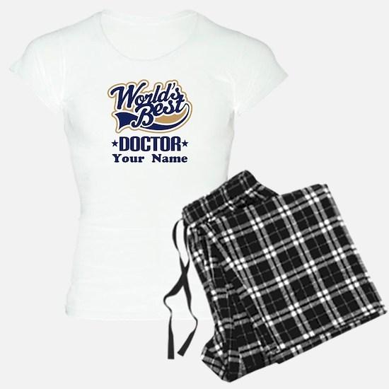Doctor Personalized pajamas