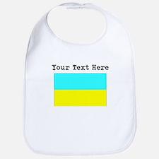 Custom Ukraine Flag Bib