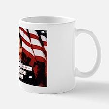 """Reagan: Liberalism Is A Disease"" Mug"