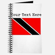 Custom Trinidad And Tobago Flag Journal