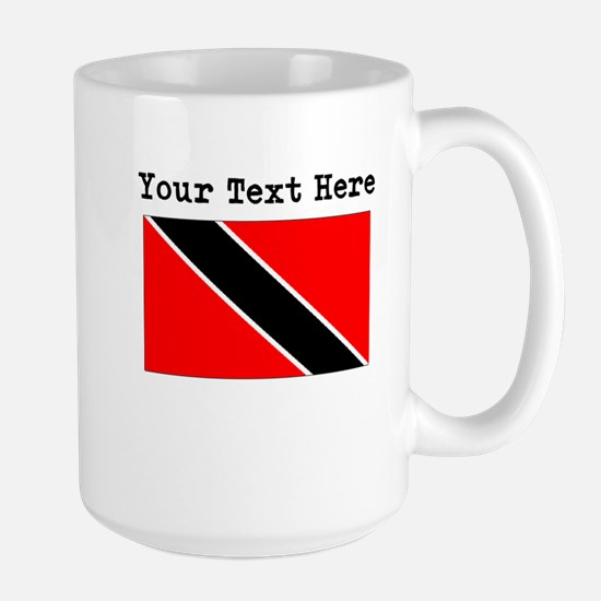 Custom Trinidad And Tobago Flag Mugs