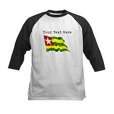Custom Togo Flag Baseball Jersey