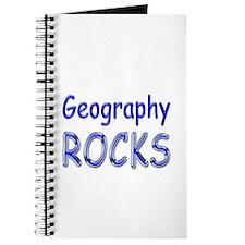 Geography Rocks Journal