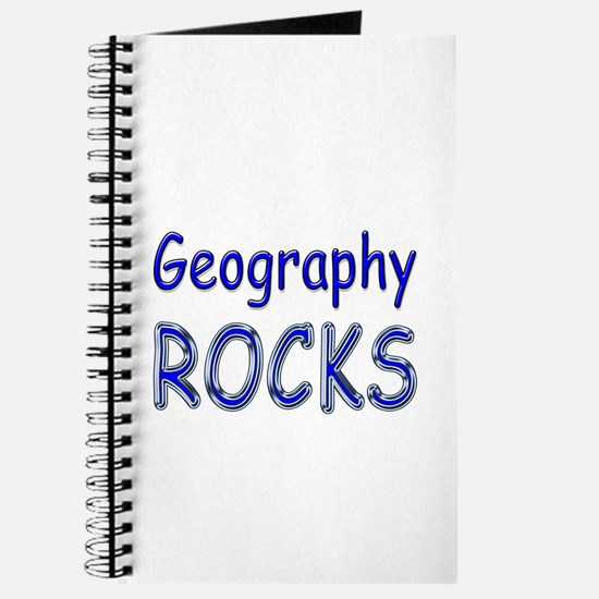 Geography Rocks Journal