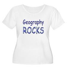Geography Rocks T-Shirt
