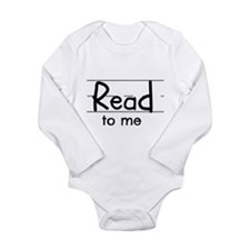Read to me Body Suit