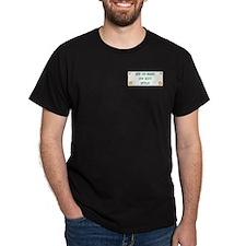 Hugged Ocicat T-Shirt
