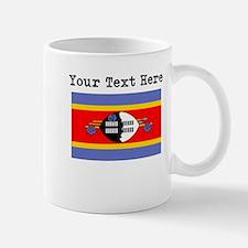 Custom Swaziland Flag Mugs