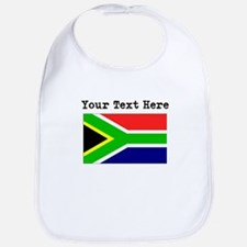 Custom South Africa Flag Bib