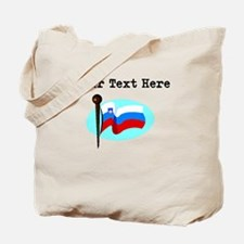 Custom Slovenia Flag Tote Bag