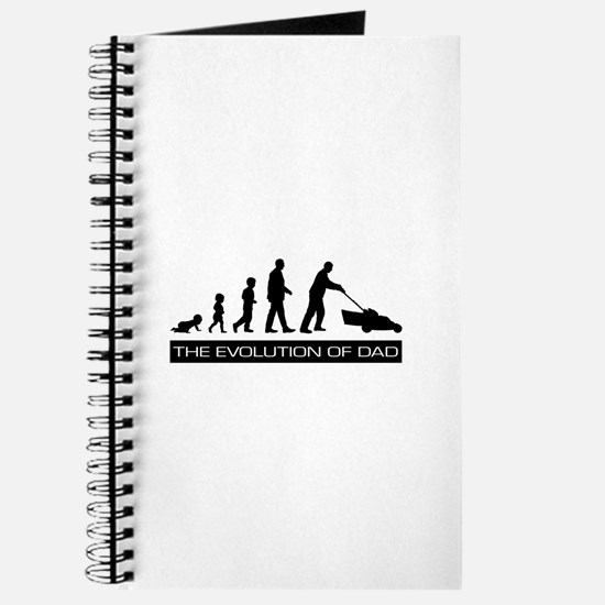 The Evolution of Dad Journal