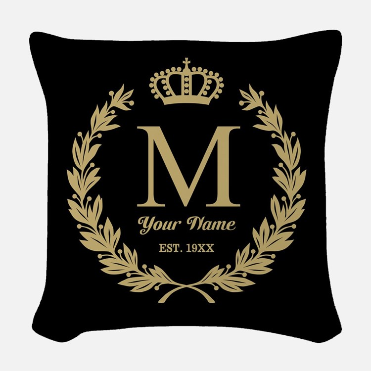 How To Make A Monogram Throw Pillow : Monogram Pillows, Monogram Throw Pillows & Decorative Couch Pillows