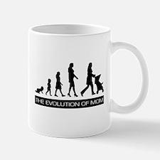 The Evolution of Mom Mug