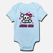 Skull Girl Body Suit