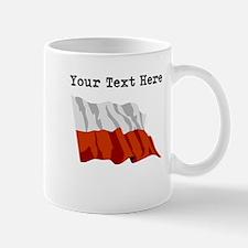 Custom Poland Flag Mugs