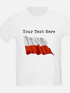 Custom Poland Flag T-Shirt