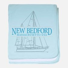 New Bedford - baby blanket