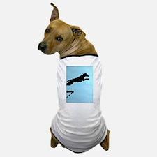 Dock Jumping Labrador Dog Dog T-Shirt