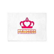 Princess 5'x7'Area Rug