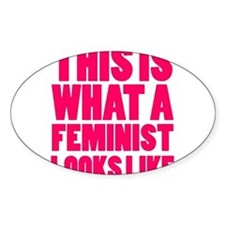 This is What A Feminist Looks Like Decal