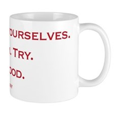 Mr. Feeny Quote Mug