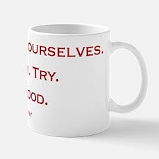Mr. Feeny Quote Mug