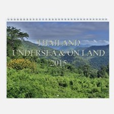 2015 Thailand Wall Calendar