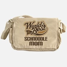 Schnoodle Mom Messenger Bag