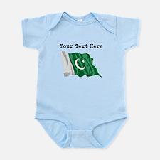 Custom Pakistan Flag Body Suit
