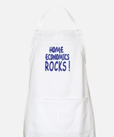 Home Economics Rocks ! BBQ Apron
