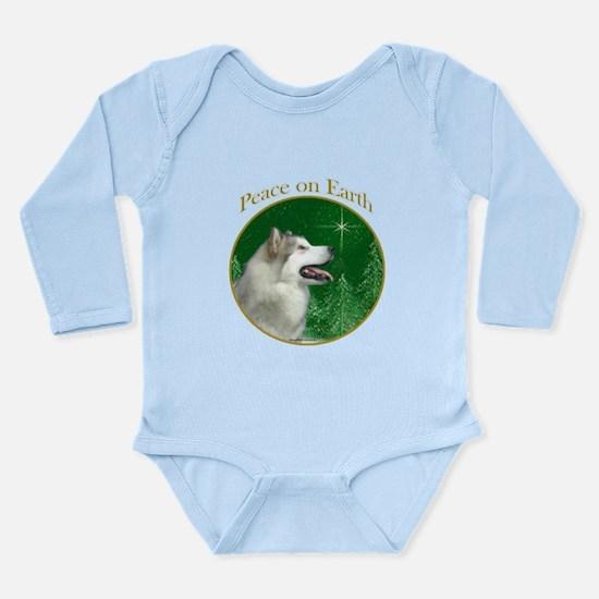 Malamute Peace Infant Bodysuit Body Suit