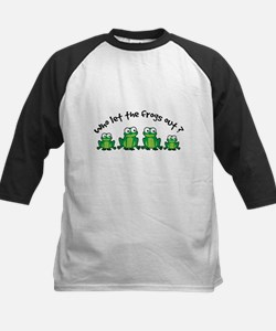 Who Let The Frogs Out Tee