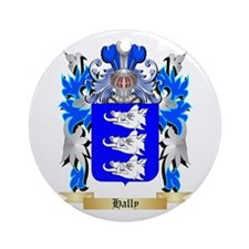 Hally Ornament (Round)