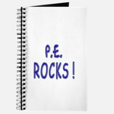 P.E. Rocks ! Journal